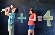 maneiras criativas de anunciar a gravidez