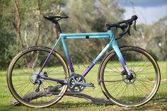 How Godzilla ended up as the emblem of Stoemper Bikes is a mystery that may only be explained by the founders. But it does give a clue to the confidence that their frames inspire. By the looks of things, this all-road rider is ready for some serious stomping. 'Built By Todd' is Stoemper Bikes' catch-cry,…