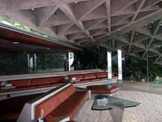 Hollywood Architect Drew Nature Into Designs : NPR
