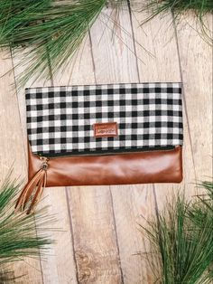 Just in time for the holidays. Shop our new fave accessories @ Miss Modern Boutique online & in store Online Boutiques, Travel Bags, Heaven, Plaid, Holidays, Purses, Store, Modern, Accessories