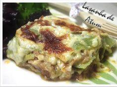 Tuna Lasagna