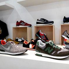 Nucleo es una pequeña y original tienda de zapatillas, ropa y complementos situada en Calle Libertad 16 #zaragoza