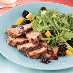 TGIF everyone! This is one of the best recipes for pork that all of us at K&M have seen. Spicy Grilled Pork Tenderloin brought to you by SouthernLiving.com and MyRecipes.com. Jerk Seasoning is the key ingredient here;~} Enjoy!
