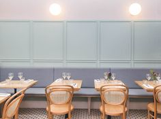 Minnow by name, but not by nature, there's nothing insignificant about this charming new Clapham Common eatery...