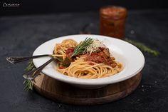 Spaghetti mit Gemüsesugo *** Gewinnspiel