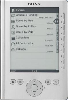 ebook reader Sony prs-300