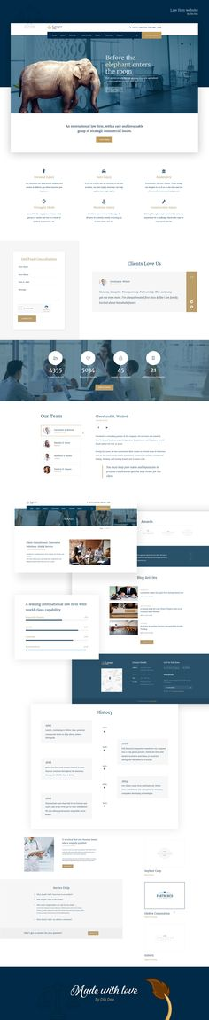 #lawyer #law #accountability #corporate #business #branding #website #page #graphics #photoshop #blue #ui #ux