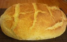 Ha gyorsan akartok finom kenyeret sütni, akkor ki kell, hogy próbáljátok ezt … Hungarian Cuisine, Hungarian Recipes, Hungarian Food, Pastry Recipes, Bread Recipes, Cooking Recipes, Ciabatta, Baguette, Eastern European Recipes