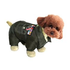 Army General Dog Costume
