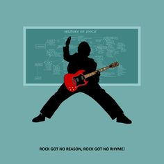 SCHOOL OF ROCK - JACK BLACK 2 » Leo Romeu