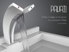 Smart home devices are becoming a part of our everyday life. As cool home technology advances, so do these home gadgets that we are fond of. We are constantly amazed by the new smart home gadgets created by young and ambitious designers. Basin Vanity Unit, Bathroom Vanity Units, Modern Bathroom, White Bathrooms, Luxury Bathrooms, Master Bathrooms, Minimalist Bathroom, Dream Bathrooms, Futuristisches Design