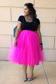 pink! love the shoes