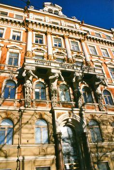 Finlande. Helsinki.  #Finlande #Helsinki #architecture