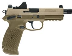 FNX .45 Tactical, FDE | B&H Police Supply