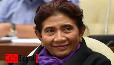 Biografi dan Profil Lengkap Susi Pudjiastuti - Menteri Kelautan dan Perikanan Indonesia Ke-6 - http://www.infobiografi.com/biografi-dan-profil-lengkap-susi-pudjiastuti-menteri-kelautan-dan-perikanan-indonesia-ke-6/