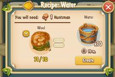Water Recipe 3