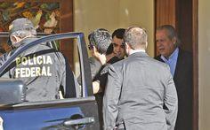 Post  #: Ex-ministro José Dirceu foi preso pela Polícia Fed...