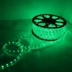 HomeSmith 150 Ft Flexible LED Stripe Light Fresh Young Green Christmas Halloween Backyard Decoration Attractive Garden Fence Stairs Ceiling Decor 110V120V Indoor Outdoor Business Home *** You can find more details by visiting the image link.