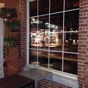 Engine Room - Mystic, CT, United States. View of the kitchen from outside