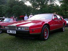 1983 Aston Martin Lagonda #2