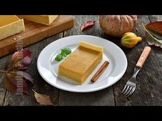 Placinta americana cu dovleac (CC Eng Sub) No Cook Desserts, Feta, Cheesecake, Pie, Pumpkin, Sweets, Cooking, American, Youtube