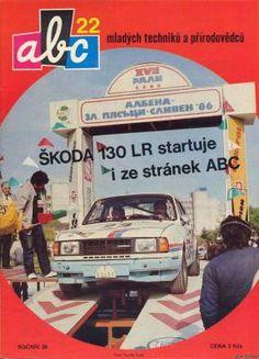Бумажная модель автомобиля Skoda 130 LR Paper Models, Card Templates