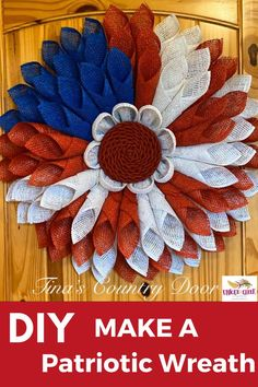 Classroom Wreath, Teacher Wreaths, School Wreaths, Burlap Flower Wreaths, Deco Mesh Wreaths, Diy Wreath, Tulle Wreath, Floral Wreaths, Wreath Ideas