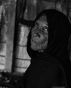 Tamanrasset, AlgériaTuareg woman.Submitted by Photographer: Awel Haouati. February 2010.