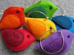Rainbow robins