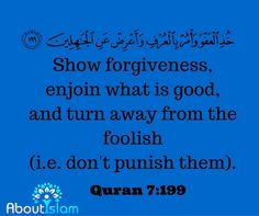 Quench the fire of your anger with the beauty of your forgiveness.   #Forgiveness #Quran #Islam #Muslims