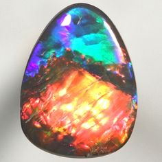 SOLID BLACK OPAL Absolute 5 out of 5 brightness!!! Brilliant!!! SEE VIDEO | AussieTreasureChest.com.au