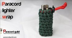 A tutorial on the best looking lighter wrap I have encountered so far.