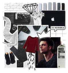 """Embrace your difference and the qualities about you that you think are weird. Eventually, they're going to be the only thing separating you from everyone else"" by starbucky-12 ❤ liked on Polyvore featuring True Religion, Sebastian Professional and WithChic"
