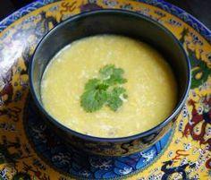 Recipe Chicken Creamed Corn Soup by Yeenie - Recipe of category Soups
