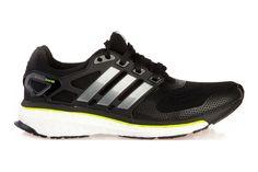#Adidas Energy Boost ESM W -  zapewniają nieustanny zwrot energii która wzmacnia każdy krok. Gwarantują komfort i mnóstwo energii bez zmniejszania stabilności i czucia podłoża. Przeznaczone na utwardzone nawierzchnie, takie jak kostka brukowa czy asfalt. #jesienzima2015 #treningowe #boost #techfit #adiwear