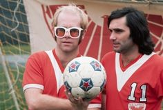 George Best & Elton John