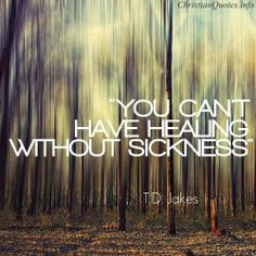 God is our Healer!