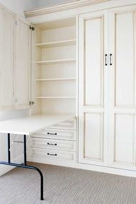 Great idea for sewing room