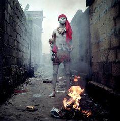 Photographe bruxellois, Colin Delfosse a déjà parcouru de nombreux pays en quête de personnalités et d'évènements atypiques