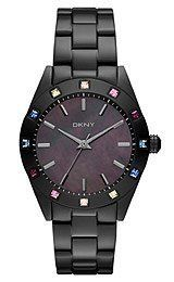 DKNY Nolita Black with Colored Crystals Women's watch #NY8719 DKNY. $109.96. Save 29%!