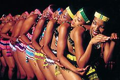 Venda Women doing the Domba snake dance - Fashion African Dance, African Wear, African Fashion, African Traditions, Music Sing, African Tribes, Dance Fashion, African Culture, These Girls