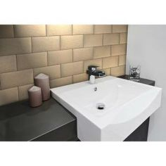 Instant Mosaic 6 in. x 3 in. Peel and Stick Brushed Champagne Metal Wall Tile (8 tiles/1 sq. ft. / pack)-EKB-03-102 at The Home Depot