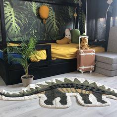 Bedroom For Girls Kids, Jungle Room, Baby Room Design, Baby Bedroom, Kidsroom, Boy Room, Home And Living, Nursery, Playroom