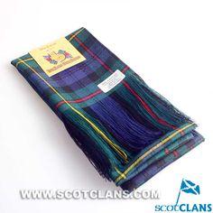 Clan MacEwen Wool Ta