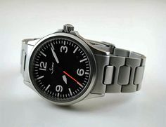 Sinn Watch, Automatic Watch, Dapper, Clocks, Omega Watch, Watches For Men, Meditation, Retro, Dress