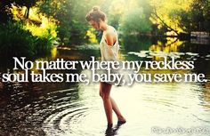 kenny chesney- baby you save me