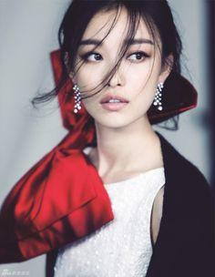 :Chinese celebrity Ni Ni