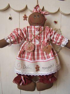gingerbreadgirl Flossie