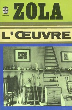 L'oeuvre, published by Le Livre de Poche, Paris, 1974. Design: Atelier Pierre Faucheux. Photograph: Roger-Viollet (agency)
