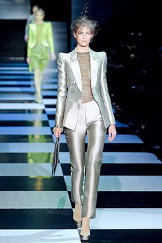 Armani Privé Couture /  Spring 2012 Couture »